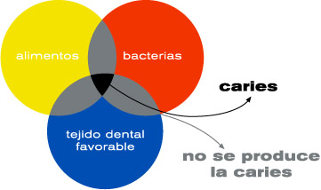 causas de la caries